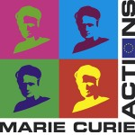 Logo der Marie Curie Actions